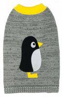 Yellow Penguin Jumper